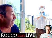 Rocco Goes LIVE with John Stagliano! - Joey Silvera & Rocco Siffredi & John Stagliano 1