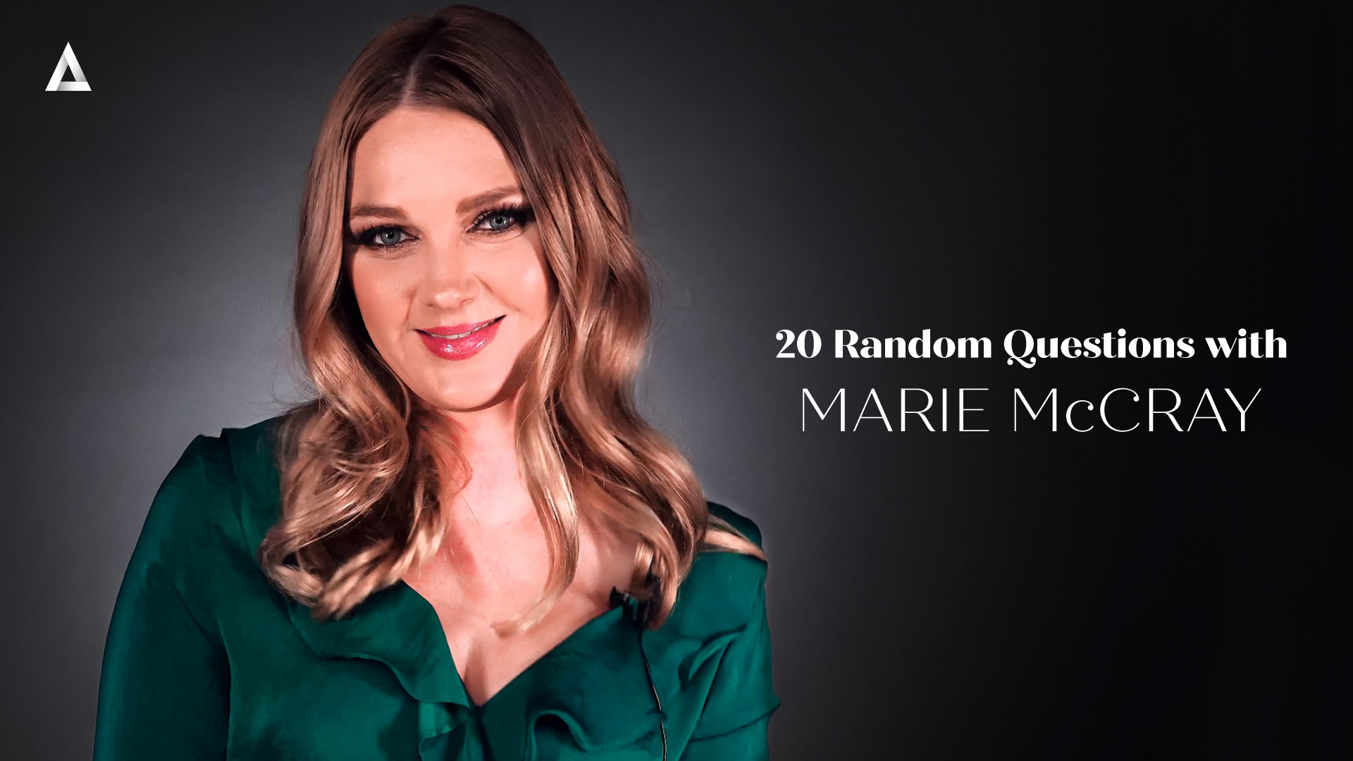 20 Random Questions with Marie McCray - Marie McCray 1