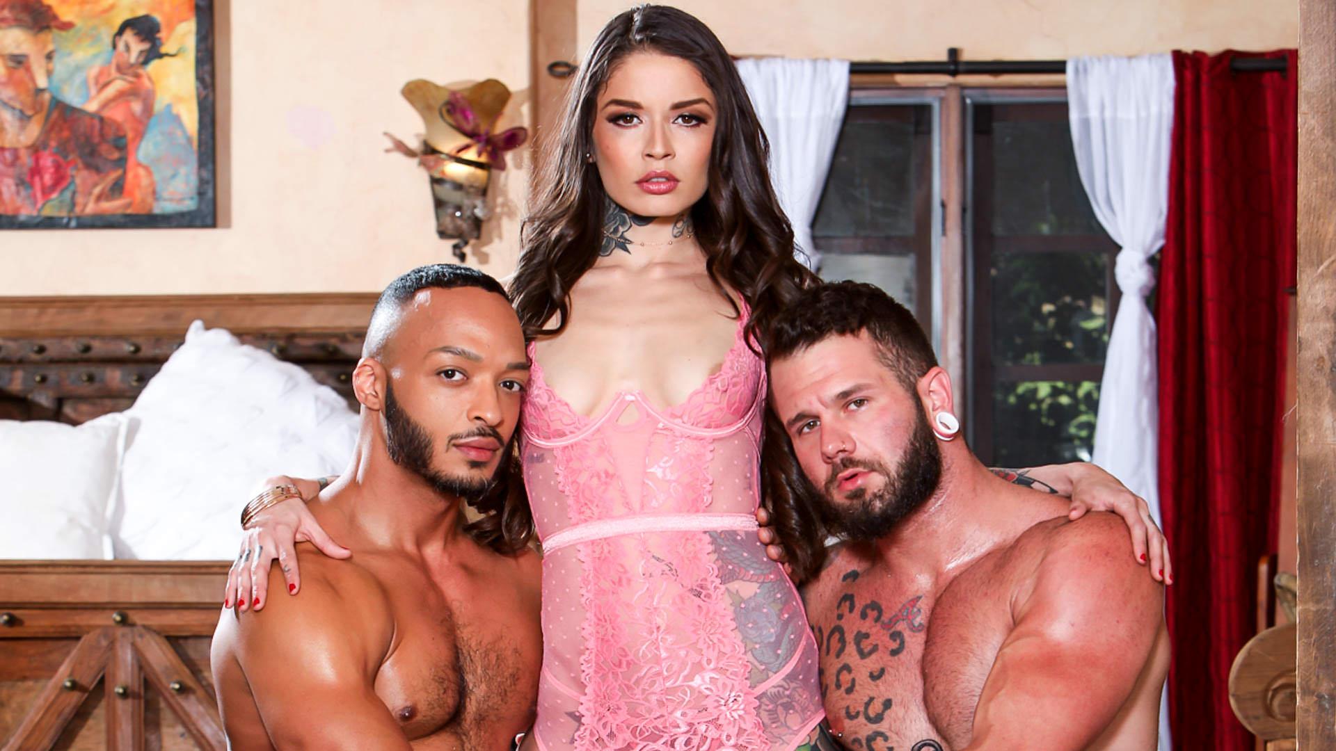 Bi For Now - Johnny Hill & Dillon Diaz & Vanessa Vega 1