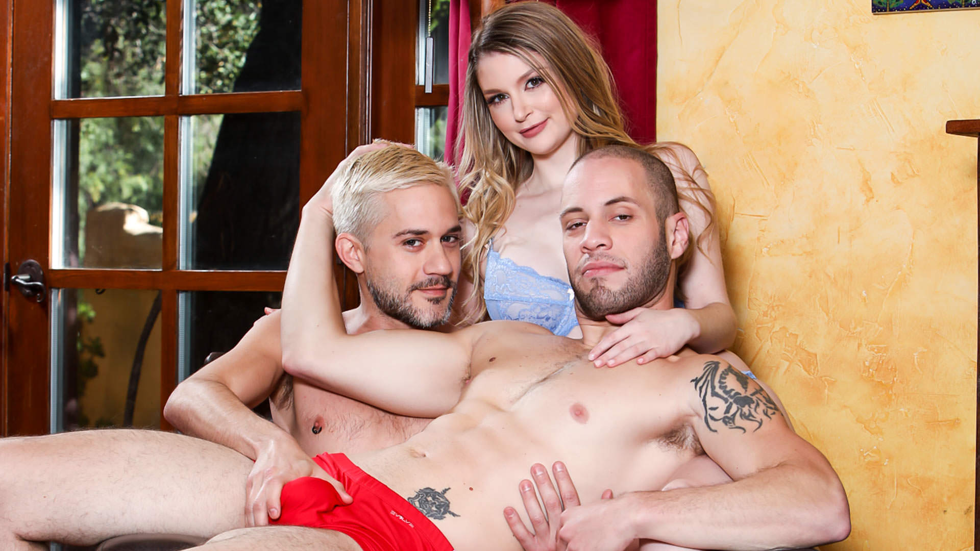 Bi For Now - Wolf Hudson & Bunny Colby & Sherman Maus 1
