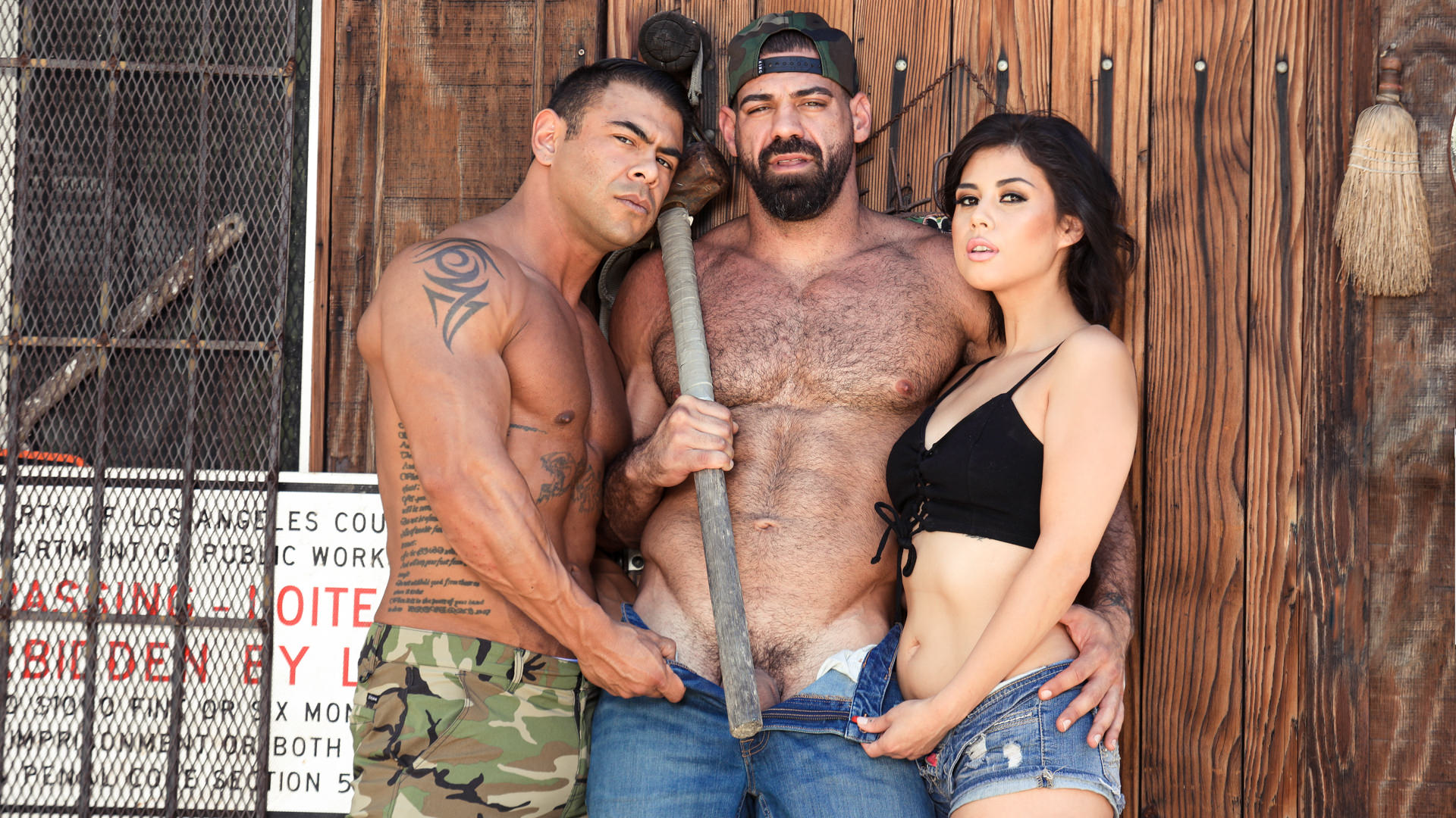 Bi Popular Demand - Draven Navarro & Ricky Larkin & Penelope Reed 1