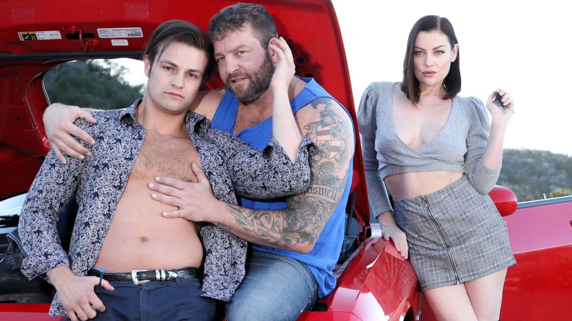 Drive Bi - Colby Jansen & Sovereign Syre & Charlie Patterson 1
