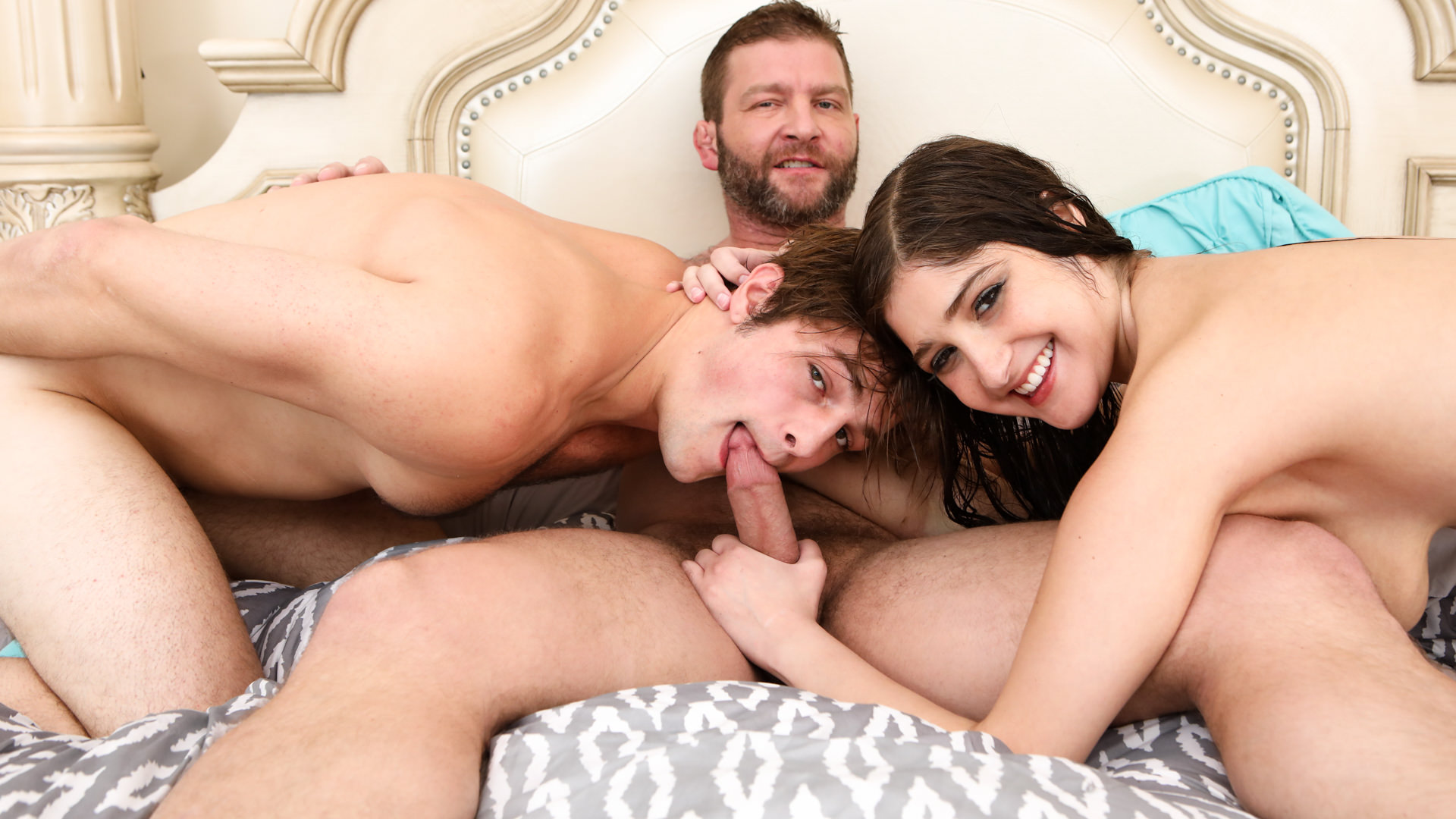 Naughty Bi Nature - Colby Jansen & Charlie Patterson & Mandy Meadows 1