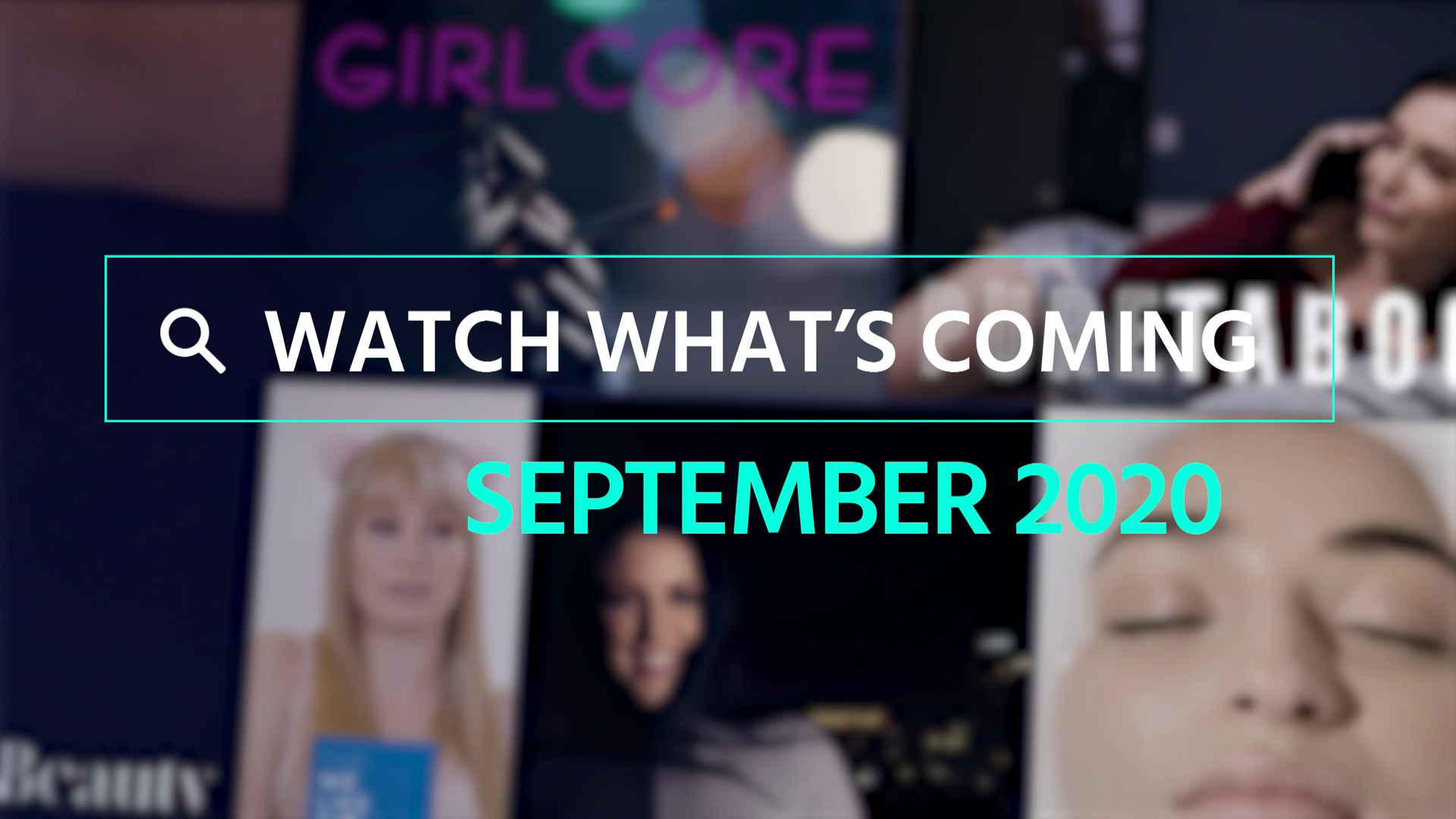 Watch What's Coming | September 2020 - Lesbian Edition 1