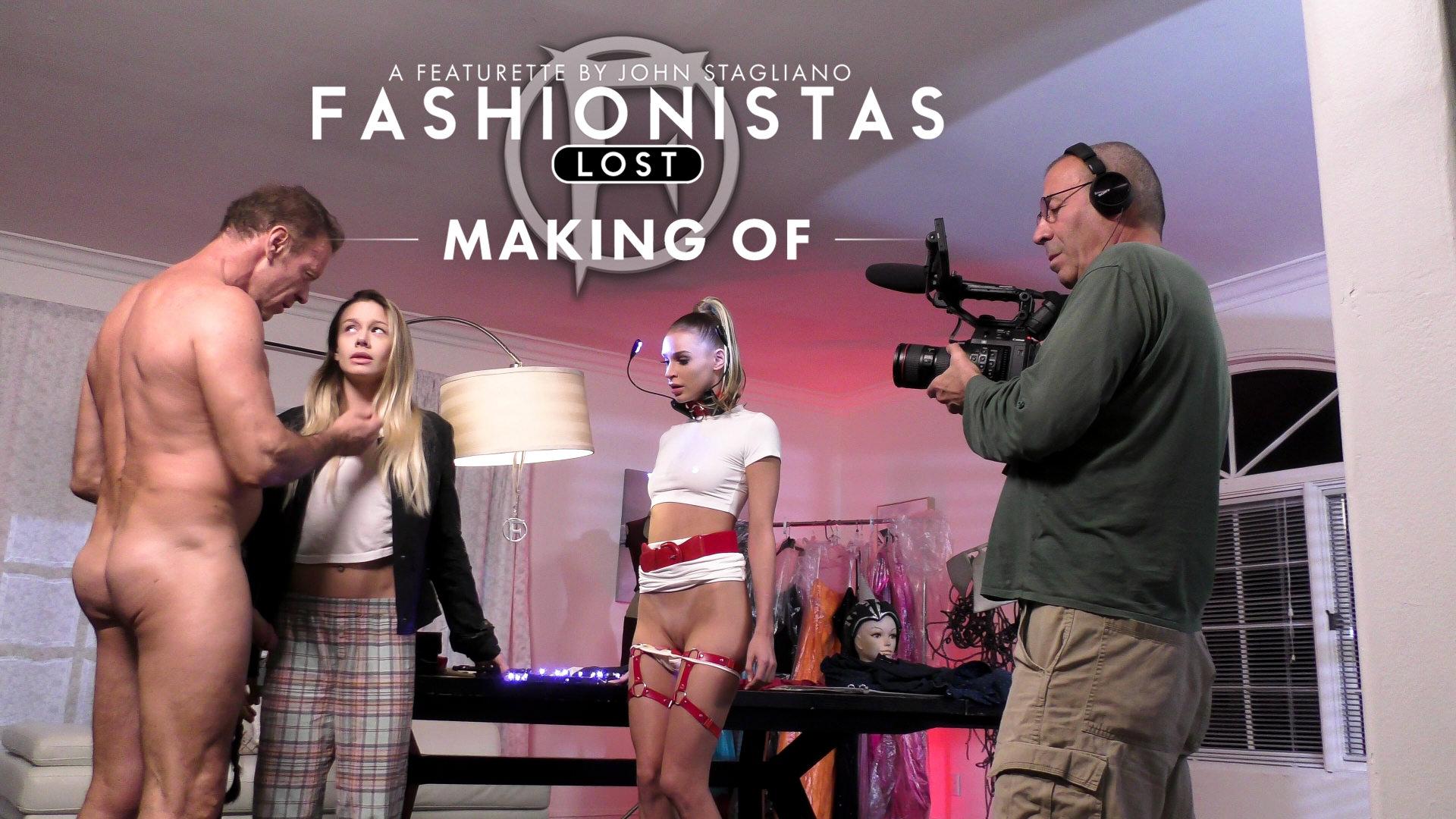 BTS-Fashionistas - Lost - Rocco Siffredi & Aiden Starr & John Stagliano & Emma Hix & Naomi Swann & Adira Allure 1